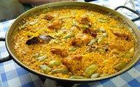 Gran concurso de paellas Falla Garcia Lorca Olta