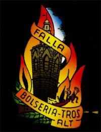 La Falla Bolseria - Tros Alt presentará su Llibret 2012