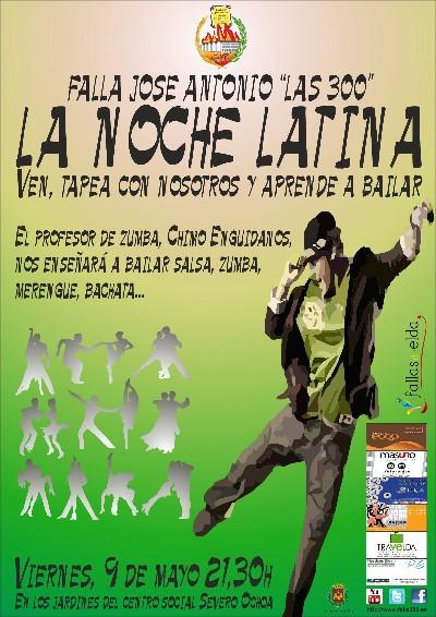 2014 - Noche latina