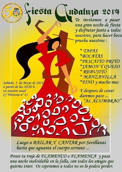 fiesta andaluza 2014