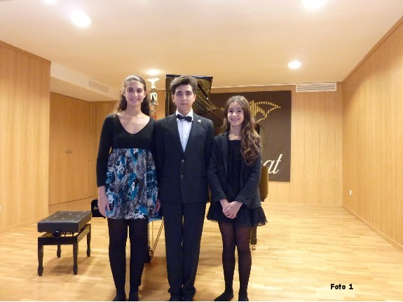 Concurs de Piano 1