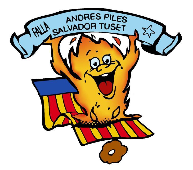 falla Andres Piles Ivars - Salvador Tuset